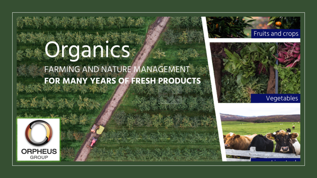 Stark Networks Orpheus Organics environmentally clean solutions for farming Thailand