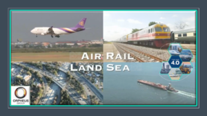 Air Rail Land Sea Thailand 4.0
