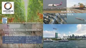 Thailand EEC Investment Privileges
