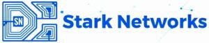 Stark Networks Name Logo